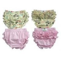 Buy cheap Fashion style floral bloomers high quality toddler girls bloomers high quality ruffle bloomers from Wholesalers
