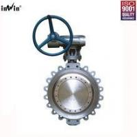Buy cheap 150Lb 3inch Triple Offset Lug Type Bi-directional Metal-seated Butterfly Valve from Wholesalers