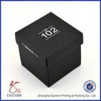 Buy cheap Custom Cufflink Gift Box/ Bow Tie Box from Wholesalers