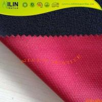 Buy cheap Mesh bonded fleece Breathable softshell jackets fabric from Wholesalers