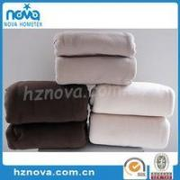 Buy cheap Textile Wholesale Best Quality 100% wool blanket from Wholesalers
