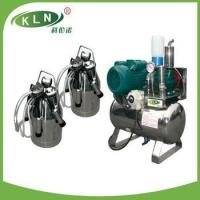 Buy cheap Fixed pipeline milking machine unit from wholesalers