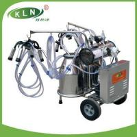 Buy cheap Vacuum pump goat milking machine price from wholesalers