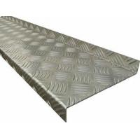 Buy cheap Non slip stair tread plate is designed for anti-skid stair from wholesalers