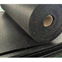 Buy cheap rubber flooring rol from wholesalers