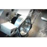 Buy cheap CNC Turning of a Cold Finished Carbon Steel Pulley Spacer for the Small Gas Engine Industry from wholesalers