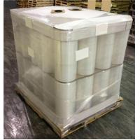 Buy cheap pe plastic packing film for machine use from wholesalers
