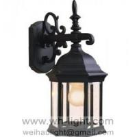 Buy cheap Traditional garden lamp outdoor die cast wall lanterns from wholesalers