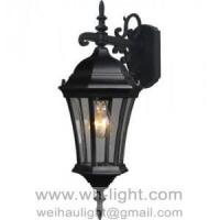Buy cheap Traditional garden lamp die cast outdoor wall lamps from wholesalers