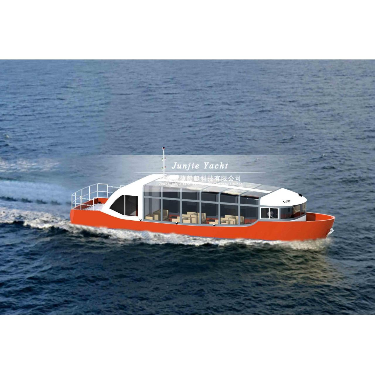 Buy cheap Tour boats 50ft Water bus from wholesalers