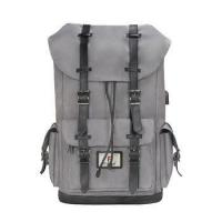 Buy cheap New Design Large Casual College School Daypack Waterproof Travel Laptop Bagpack Smart USB from wholesalers