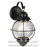 Buy cheap Traditional garden lamp outdoor wall lamp from wholesalers