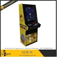New model 2 players pacman classic game cocktail arcade game machine