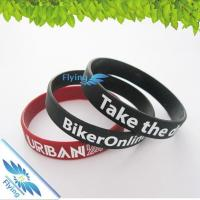 Buy cheap Silicone Rubber Bracelet from Wholesalers