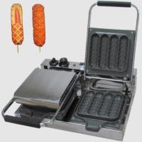 China MFY1 8` Stove Top Waffle Iron Mold Pan on sale