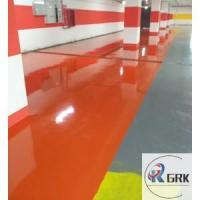 Buy cheap Epoxy paint Epoxy self leveling 100% solid epoxy floor paint for garage warehouse office from Wholesalers