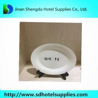 Disposable Round Paper Plate Hot Selling