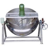 Buy cheap Automatic Electric Heating Jacketed Kettle from wholesalers