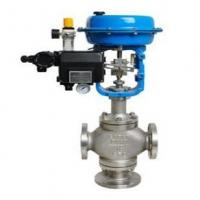 Buy cheap ZJHF Pneumatic 3 way control valve from wholesalers