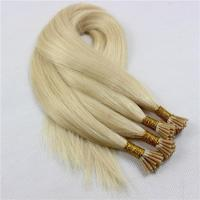 Buy cheap Best clip in hair extensions for short hair remy i tip cuticle human hair factory SJ0018 from wholesalers