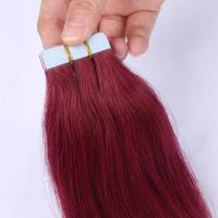Buy cheap Hair Extensions Wholesale hair extension with tape manufacturers SJ0065 from wholesalers