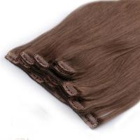 Buy cheap Hair Extensions China clip in weave clips in human hair factory SJ0045 from wholesalers