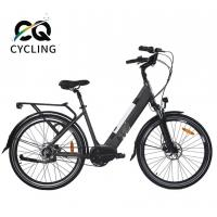 Buy cheap electric city bike from wholesalers