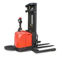 Forklift All electric stacker truck