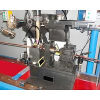 Buy cheap Embossed metal sheath welding production line from Wholesalers