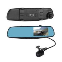 Buy cheap SD110 4.3 inch HD Rearview Mirror DVR from Wholesalers