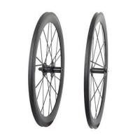 700c U shape 25mm wide carbon wheelset