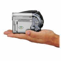China Canon DC10 13 MP DVD Camcorder W10x Optical Zoom on sale