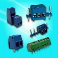Buy cheap European Style PCB Terminal Blocks from Wholesalers